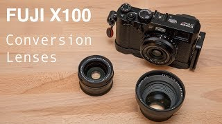 REVIEW: Fuji X100 Mark II Wide and Tele Conversion Lenses (28mm & 50mm)