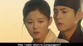LOVE IN THE MOONLIGHT EP 6 BEST  SCENE OF PARK BOGUM (BRAVENESS)