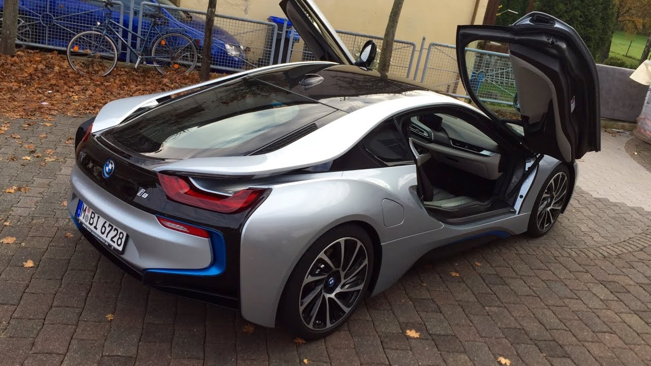Bmw I8 Inside Outside Exhaust Note Active Sound Comparison And Flyby