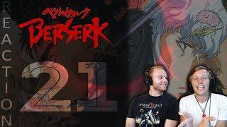 SOS Bros React - Berserk Episode 21 - Guts x Casca