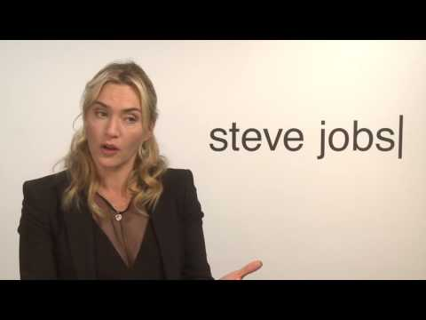 Steve Jobs Interview - Kate Winslet