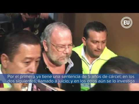 Carlos Pareja Yannuzzelli se entrega para colaborar con la justicia de Ecuador