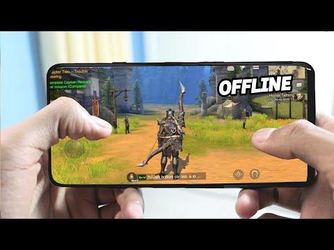 Os 10 Melhores Jogos RPG OFFLINE E ONLINE Para Android 2019 #2