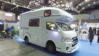 1억이 넘는 캠핑카라구요?! - Bolero V MAX - Japan Camping Car Show 6 thumbnail