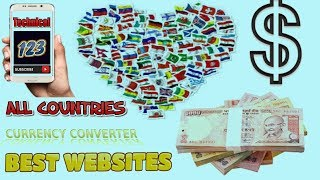 ALL COUNTRIES CURRENCY CONVERTER BEST WEBSITES!