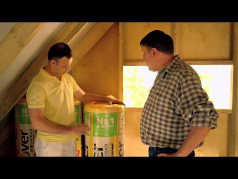 видео: Утеплитель для кровли, как утеплить крышу