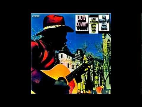Don Covay & The Jefferson Lemon Blues Band - The House of Blue Lights - Part 1 & 2