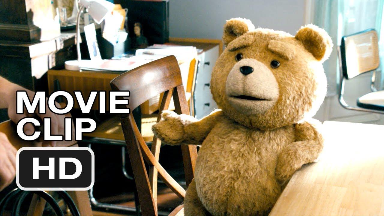 Ted Movie Clip 3 Funny Beer Names Mark Wahlberg Mila Kunis