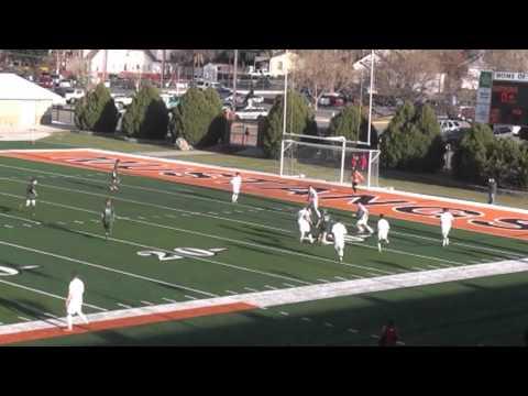 Robert George Soccer Highlights - Kelly Walsh High School Class of 2016
