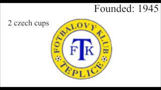 ΥΜΝΟΣ ΤΕΠΛΙΤΣΕ / ANTHEM OF TEPLICE FK / HYMNA TEPLICE FK