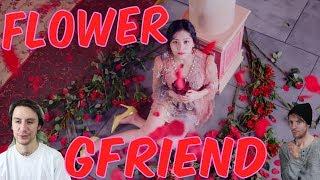Gfriend - flower [reaction]