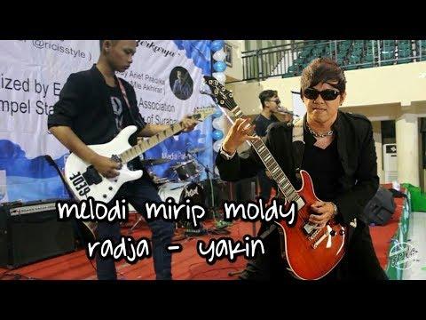 GEDE Band - Yakin (Cover Radja)