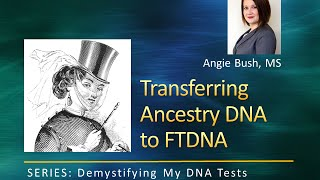 Transferring AncestryDNA to FtDNA