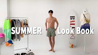 [LookBook]바캉스룩 코디 남자 여름옷 총정리! …