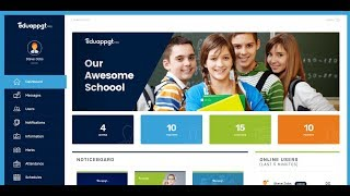 Professional School Management System Using PHP & Bootstrap Mp3