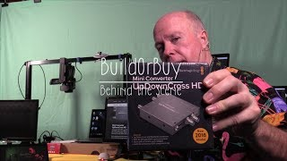 BlackMagic UpDownCross HD Converter Unboxing and Configuration