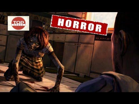 Топ 10 САМЫЕ СТРАШНЫЕ УЖАСНЫЕ ИГРЫ на Android / IPhone   Лучшие игры ужасов