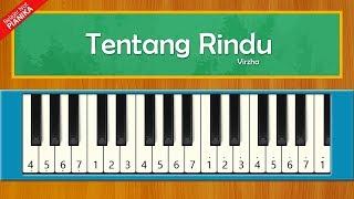 Not Pianika Lagu Tentang Rindu - Virzha (part 1) ✅