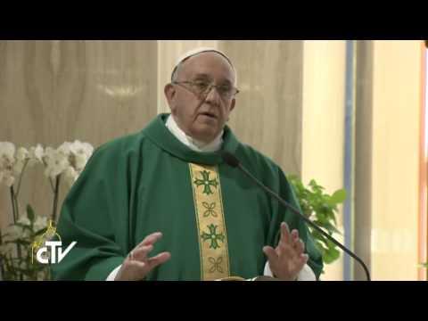 El Papa en la homilía: nos dirijamos sin miedo a Dios Padre