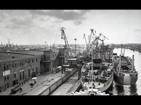 Калининградский рыбный порт, строительство причала