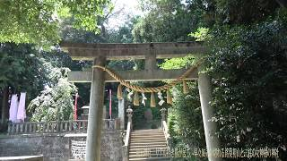 前玉神社 リアル招き猫が居て、早々に売り切れる銘菓初山と二柱の女神様の神社