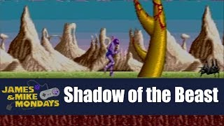 Shadow of the Beast (Sega Genesis) James & Mike Mondays