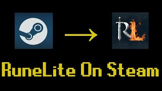 How to Use RunęLite on Steam