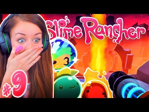 🔥 WHY IS THIS PLACE TRYING TO KILL ME!? 🔥  (Slime Rancher #9!🐣)