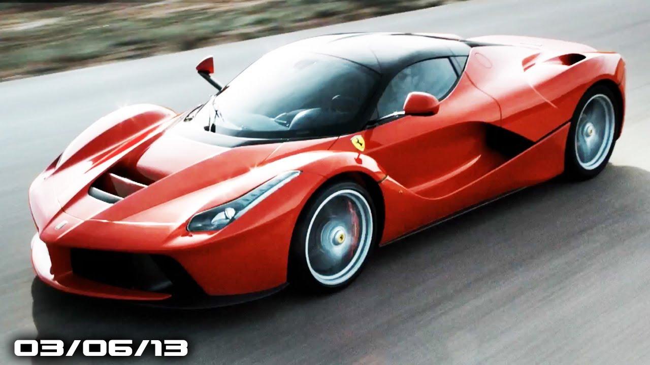 Ferrari LaFerrari, Usher Mercedes, 2014 Porsche GT3, Rolls Wraith, Kia Provo, & BMW EV Range!