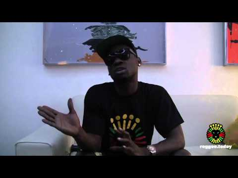 STYLO G VIDEO - Interview with Stylo G - Reggae.Today (English)