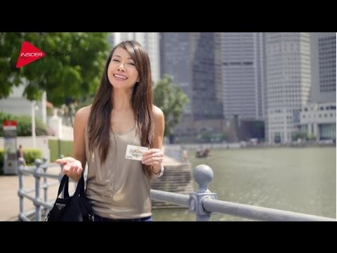 EZ Link Singapore Tourist Pass with Jamie Yeo