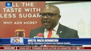 Download Video Amstel Malta Defamation: NB Plc Maintains Products Have Highest Quality MP3 3GP MP4