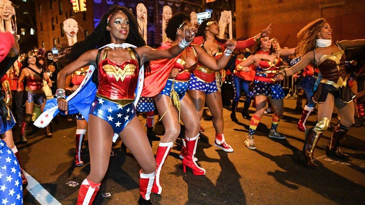 New York Halloween Parade 2017 Village Parade ...
