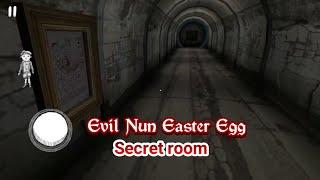 Evil Nun Secret Room And Easter Egg