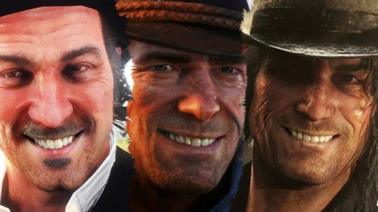 ARTHUR MORGAN'S FUNNIEST JOKES MONTAGE! Red Dead Redemption 2