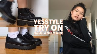 Try On Haul from YesStyle and More!  // ariternity