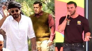 Sohail Khan's SHOCKING Reaction On Shahrukh's Special Appearnce With Salman Khan in Tubelight Movie