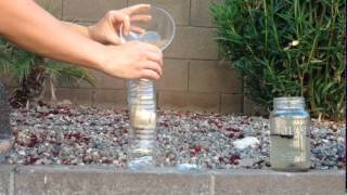 Kid Science: Make a Mini Water Filter