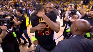 2016 NBA Finals Game 7 Final Minute