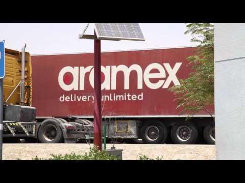 Aramex Dubai