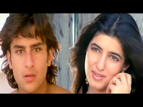 Saif Ali Khan, Twinkle Khanna, Dil Tera...