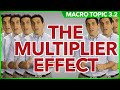 The Multiplier Effect- Macro 3.9B (Technical Tuesday)