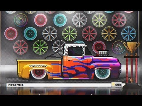 NEW LOW RIDER UPDATE - Pixel Car Racer |