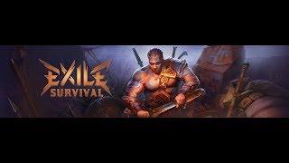 """Exile Survival. Тест-обзор. """"Выживание в изгнании"""". Чат+"""