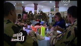 الحديدي تكشف أسرار مدرسة الصاعقة المصرية - E3lam.Org