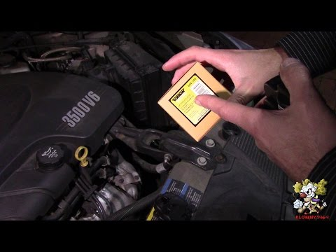 How to Replace a DRIVER Side Heat Door Actuator – Chevy Impala 2006 – 2013 – DIY