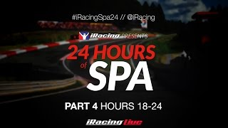 24 Hours of Spa // Part 4