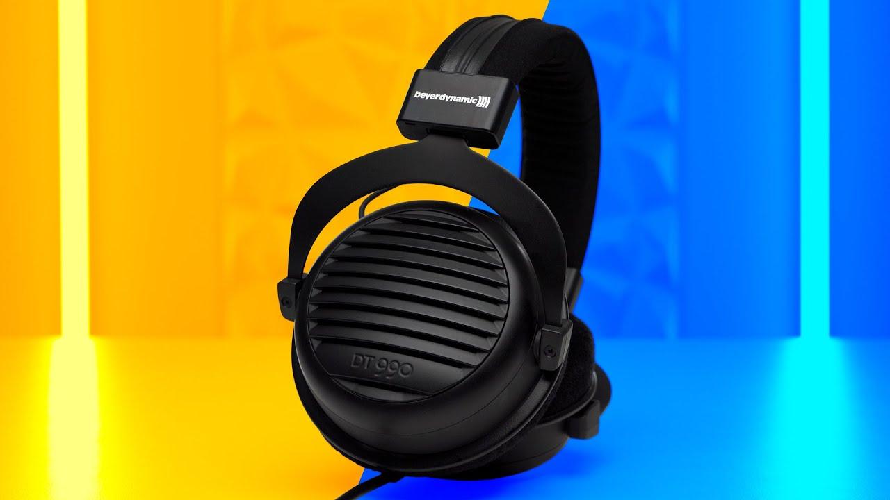 GAMING vs STUDIO Headphones | DT990 250ohm Review