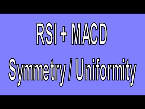 Mentorship: Using RSI + MACD Symmetry/Uniformity Pt 1/3