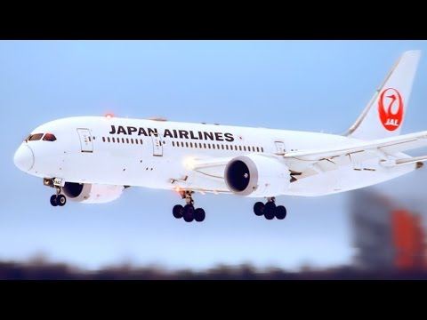 10+ MINUTES | Snowy Plane Spotting at Helsinki Airport | A350, B787, A340...